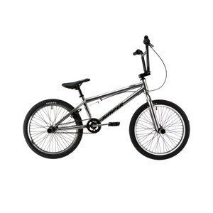 "Freestyle bicykel DHS Jumper 2005 20"" - model 2021 Silver - Záruka 10 rokov"