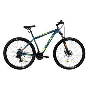 "Horský bicykel DHS Terrana 2925 29"" - model 2021 Green - 19,5"" - Záruka 10 rokov"