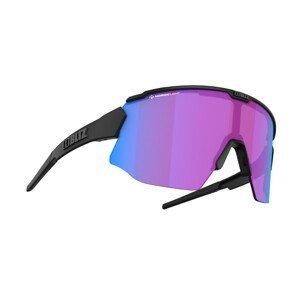 Športové slnečné okuliare Bliz Breeze Nordic Light Black Begonia
