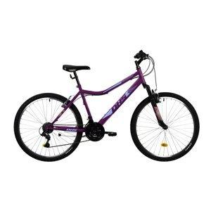 """Dámsky horský bicykel DHS 2604 26"""" - model 2021 Violet - Záruka 10 rokov"""