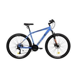 "Horský bicykel DHS 2705 27,5"" - model 2021 blue - 16,5"" - Záruka 10 rokov"