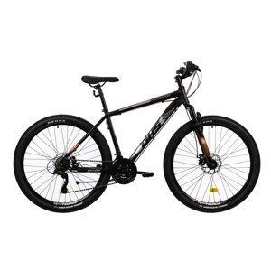 "Horský bicykel DHS 2705 27,5"" - model 2021 Black - 18"""