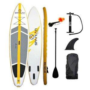 """Paddleboard s príslušenstvom Spartan SUP 10'6"""" Grey-Orange"""