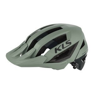 Cyklo prilba Kellys Outrage Green - M/L (55-59)