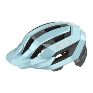 Cyklo prilba Kellys Sharp sky blue - L/XL (58-61)