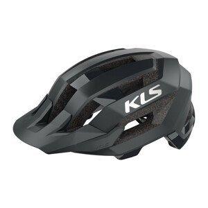 Cyklo prilba Kellys Sharp Black - L/XL (58-61)