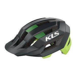 Cyklo prilba Kellys Sharp Green - M/L (54-58)