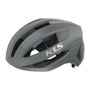 Cyklo prilba Kellys Vantage Grey - M (54-58)