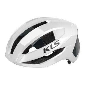 Cyklo prilba Kellys Vantage White - L/XL (58-61)