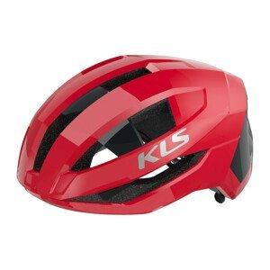 Cyklo prilba Kellys Vantage Red - M/L (54-58)