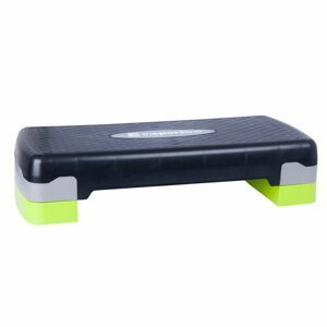 Aerobic step inSPORTline AS100 čierno-zelená