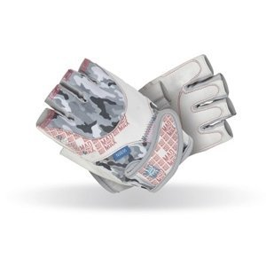 Dámske fitness rukavice  Mad Max No Matter biela - L