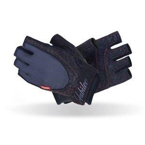 Fitness rukavice Mad Max Jubilee s prvkami Swarovski L