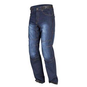 Pánske motocyklové jeansové nohavice Rebelhorn URBAN II modrá - XXL