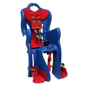 Detská sedačka na bicykel Bellelli B-One Standart modrá