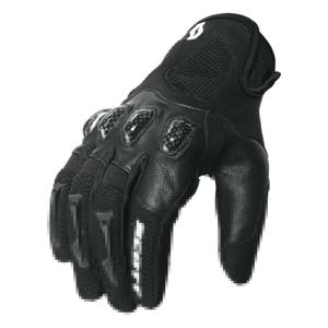 Motokrosové rukavice Scott Assault čierna - M