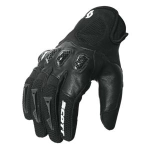 Motokrosové rukavice Scott Assault čierna - L