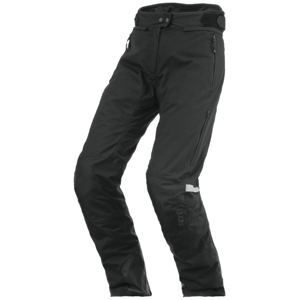 Dámske moto nohavice SCOTT W's Turn TP čierna - XL (40)