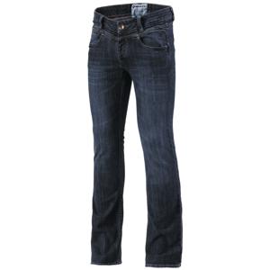 Dámske jeansové moto nohavice SCOTT W's Denim XVI tmavo modrá - XXL (42)