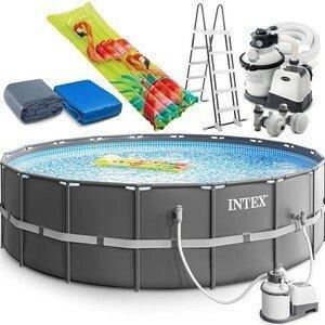 Bazén Intex 26330 Ultra Frame 549 cm x 132 cm s filtračnou pumpou