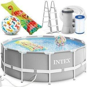 Bazén Intex 26716 Prism Frame 366 x 99 cm s filtračnou pumpou