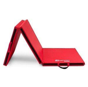 Gymnastický matrac 5cm HS-065FM červený