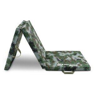 Gymnastický matrac 5cm HS-065FM vojenský